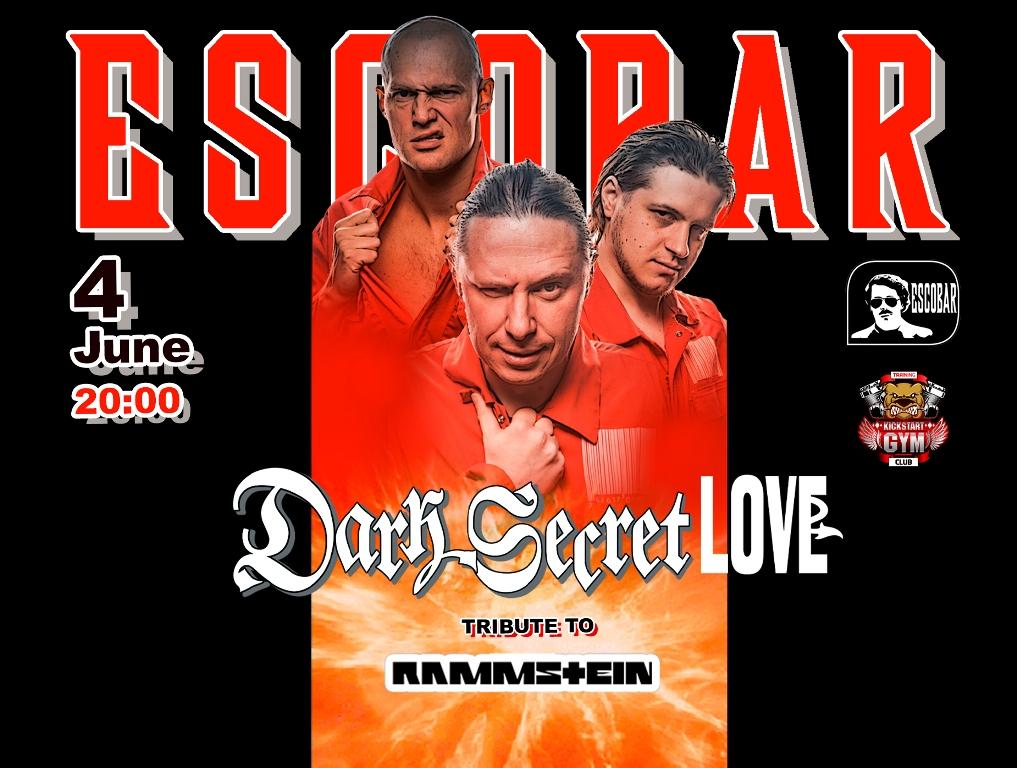 Концерт Dark Secret Love