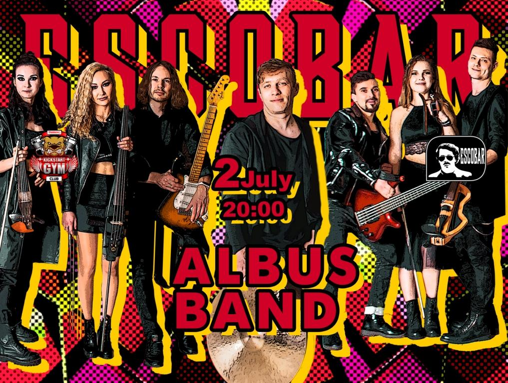 Albus Band концерт
