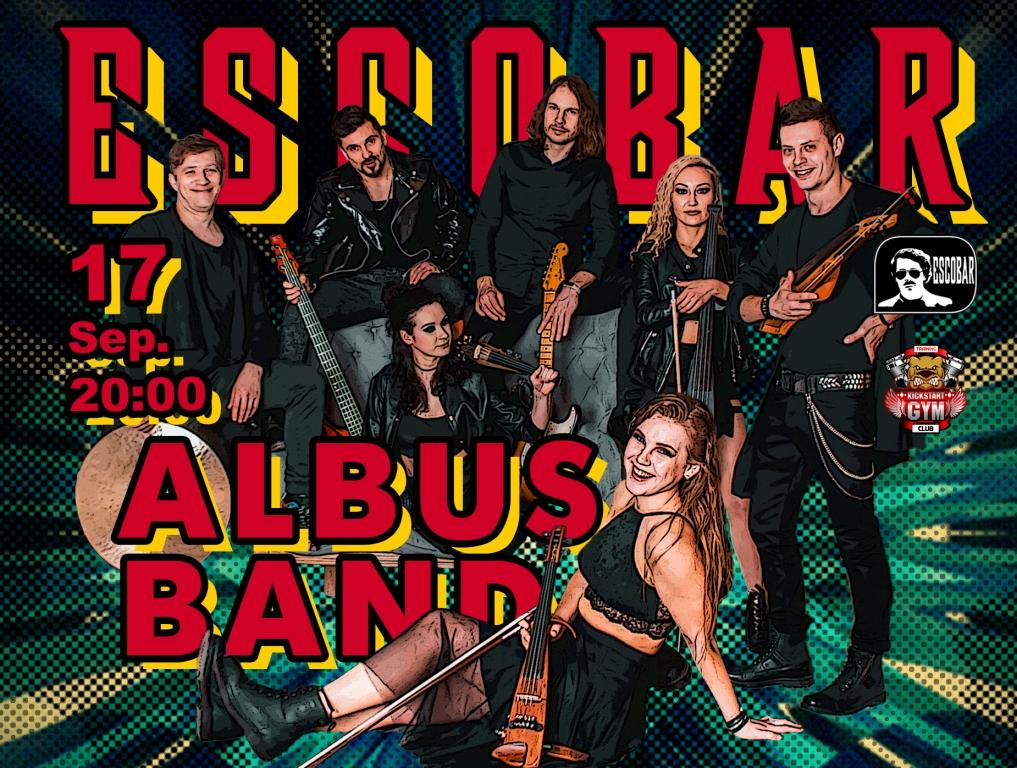 albus band